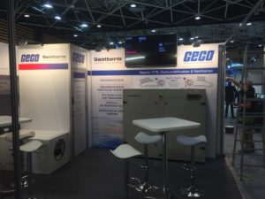 Geco Stand Modulaire